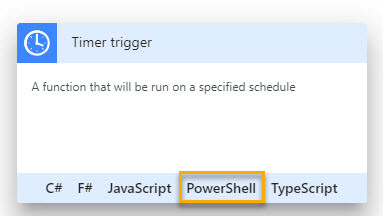 Azure function Time Trigger