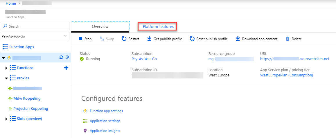 Azure Function Apps  - Overview