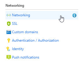 Azure Function Apps - Networking