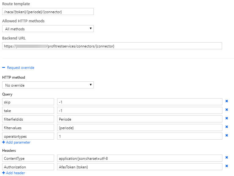 Azure Function Apps - Proxies